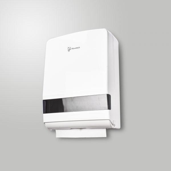 plastic tissue dispenser