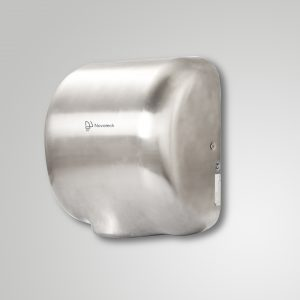 steel hand dryers
