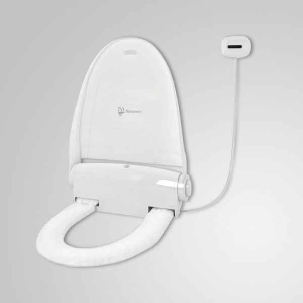 Automatic toilet seat cover